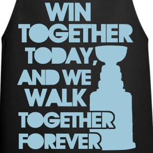 'Win Together Today' Today - Cooking Apron
