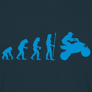 evolution_quad1 T-shirts - T-shirt Homme