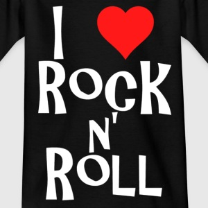 rock n' roll Shirts - Teenage T-shirt