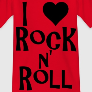 rock n' roll T-shirts - Teenager-T-shirt
