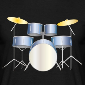 drums T-Shirts - Men's T-Shirt