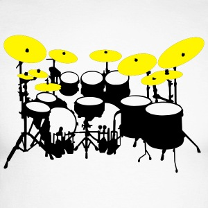 große Trommel-Kit