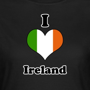 I love Ireland T-shirts - T-shirt dam