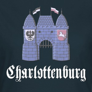 charlottenburg_wappen_light T-Shirts - Frauen T-Shirt