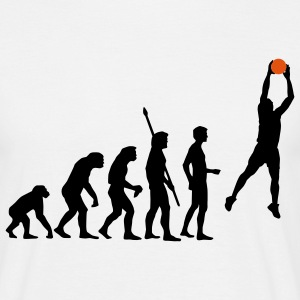evolution_basketball_072011_a_2c Tee shirts - T-shirt Homme