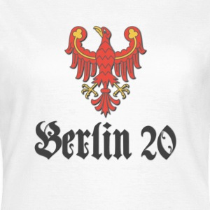 berlin20spandau_wappen_dark T-Shirts - Frauen T-Shirt
