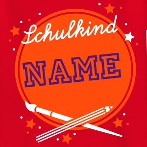 Schulkind Kreis Kinder T-Shirts - Teenager T-Shirt