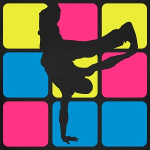 BREAKDANCE 3C 2 T-Shirts - Frauen T-Shirt