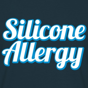 Silicone Allergy | Boobs | Breast | Condom | Latex T-Shirts - Herre-T-shirt