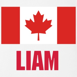 Canadian bodysuit for baby Liam - Organic Short-sleeved Baby Bodysuit