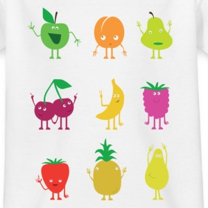 Fresh Fruits - Teenager T-Shirt