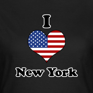 I love New York T-shirts - T-shirt dam