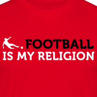 Design ~ FOOTBALL IS MY RELIGION