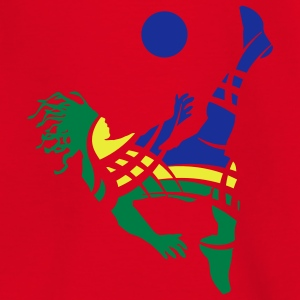 Brazil soccer UK - Teenage T-shirt