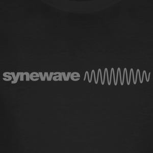 Synewave Records T-Shirt 2011 Special Series - Men's Organic T-shirt