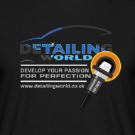 Design ~ Detailing World 'Develop Your Passion' T-Shirt Coloured (Men's)