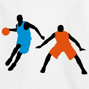 basketball_072011_d_3c Shirts - Teenager T-shirt