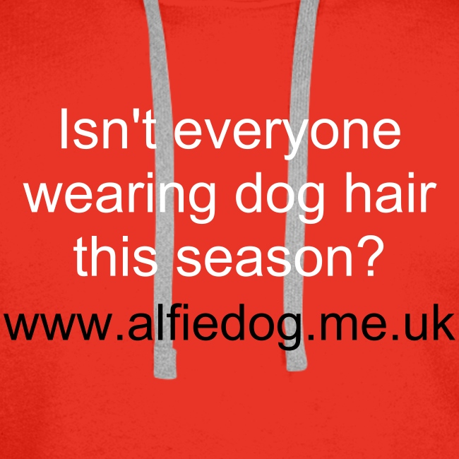 Dog hair - sweatshirt