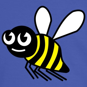 bee T-Shirts - Men's Ringer Shirt