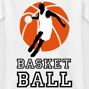 basketball_072011_p_3c T-shirts - Teenager-T-shirt