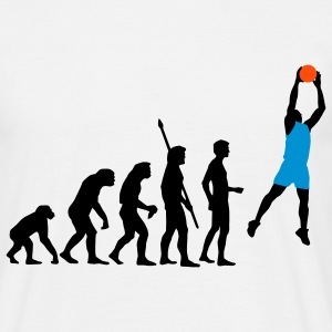evolution_basketball_072011_a_3c Camisetas - Camiseta hombre