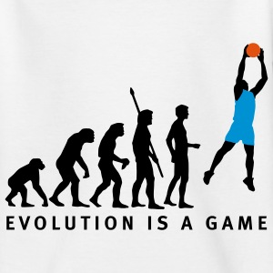 evolution_basketball_072011_b_3c Shirts - Teenager T-shirt