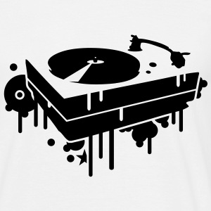 A record player T-Shirts - Men's T-Shirt