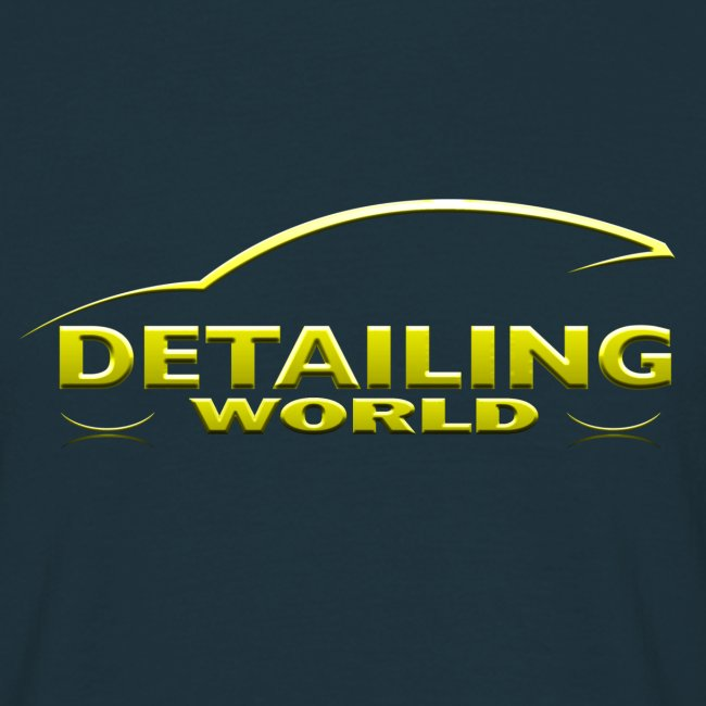 Detailing World 'Questions' GOLD T-Shirt