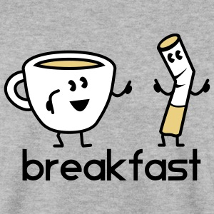 breakfast Sweatshirts - Herre sweater