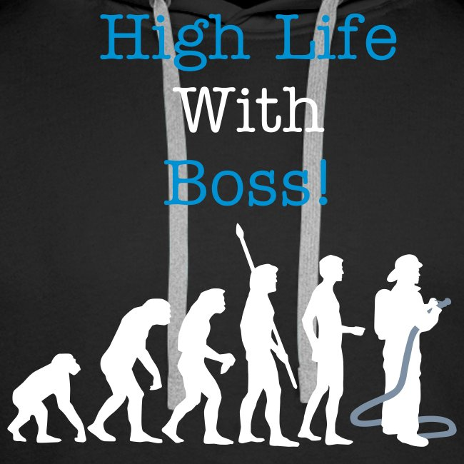 High life with boss!
