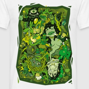 Absinth - Men's T-Shirt