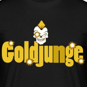 goldjunge T-Shirts - Männer T-Shirt