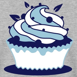A blueberry cupcake Hoodies & Sweatshirts - Men's Sweatshirt