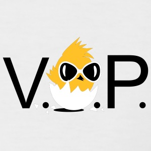 V.I.P. Chick with sunglasses T-Shirts - Men's Baseball T-Shirt