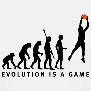 evolution_basketball_072011_b_2c T-Shirts - Men's T-Shirt