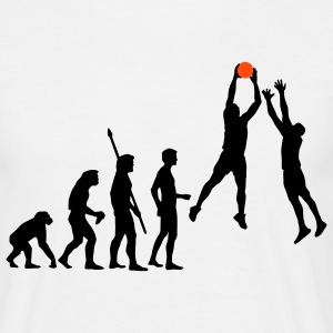 evolution_basketball_072011_e_2c T-Shirts - Men's T-Shirt