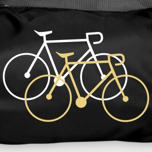 bike singlespeed fixie bicycle Bags & backpacks - Duffel Bag