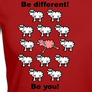 Different T-shirt - T-shirt ecologica da donna