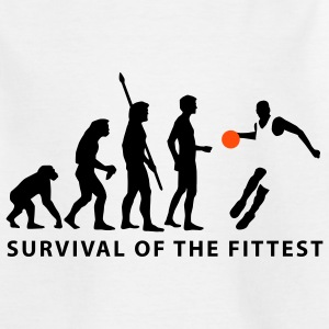 evolution_basketball_072011_k_3c Shirts - Teenager T-shirt