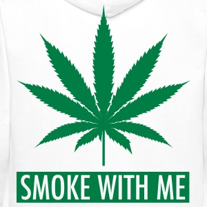 Smoke With Me Pullover - Männer Premium Hoodie