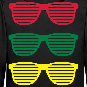 Sunglasses Hoodies & Sweatshirts - Men's Premium Hoodie