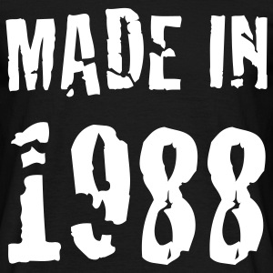 Made In 1988 Tee shirts - T-shirt Homme