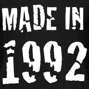 Made In 1992 Tee shirts - T-shirt Homme