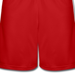 Hipsta,Nerd,You,live,once,trendy,young,wild,free - Men's Football shorts