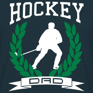 'Hockey Dad' Tee shirt classique homme - T-shirt Homme