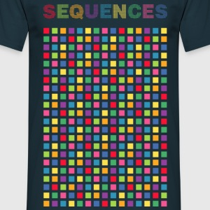 The Essence of the Pixel Colors. - Men's T-Shirt