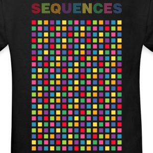 sequences, colors .... - Kids' Organic T-shirt