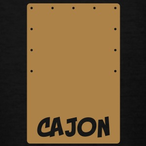 Cajon Beat-Box Kinder T-Shirts - Teenager T-Shirt