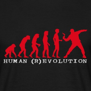 human (r)evolution - Männer T-Shirt