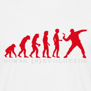 human (r)evolution - Men's T-Shirt